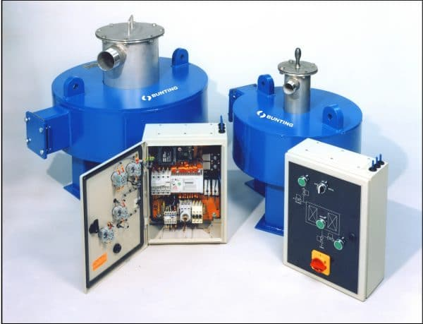 Electro Magnet Filter systems Bunting