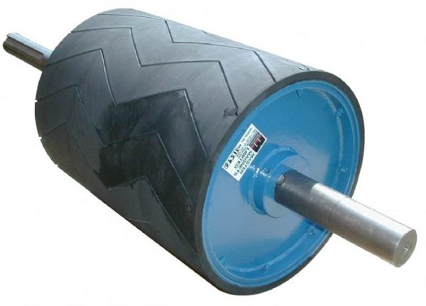 magnetic pulley blue/black