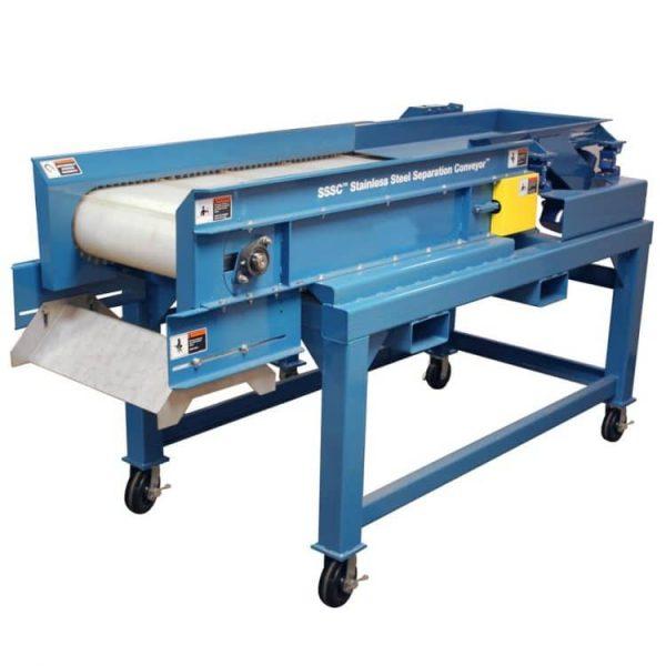 magnetic separation machine