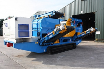 mobile eddy current separator ‌