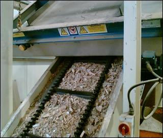 Wood Processing Conveyors