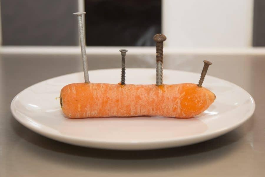 Metal in Carrot