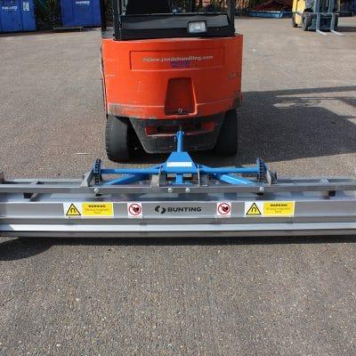 Forklift Sweeper
